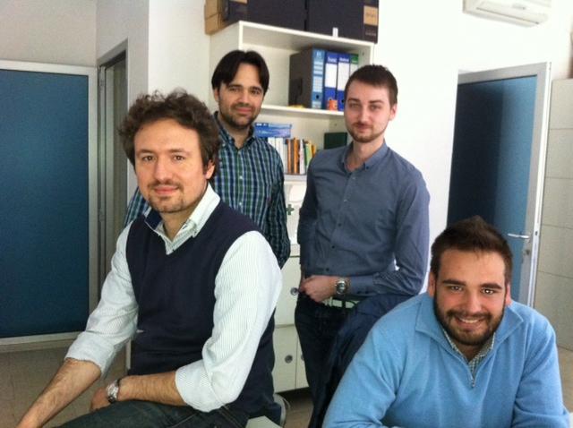 Il team di sviluppo